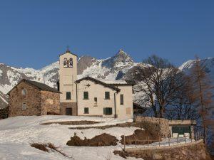 Madonna della Neve, Val Biandino ...
